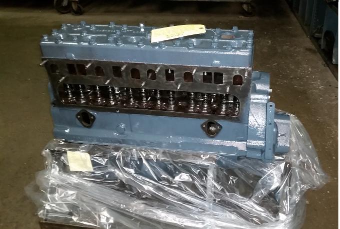 Grindstaff Engines Rebuilt Continental F227 Engine